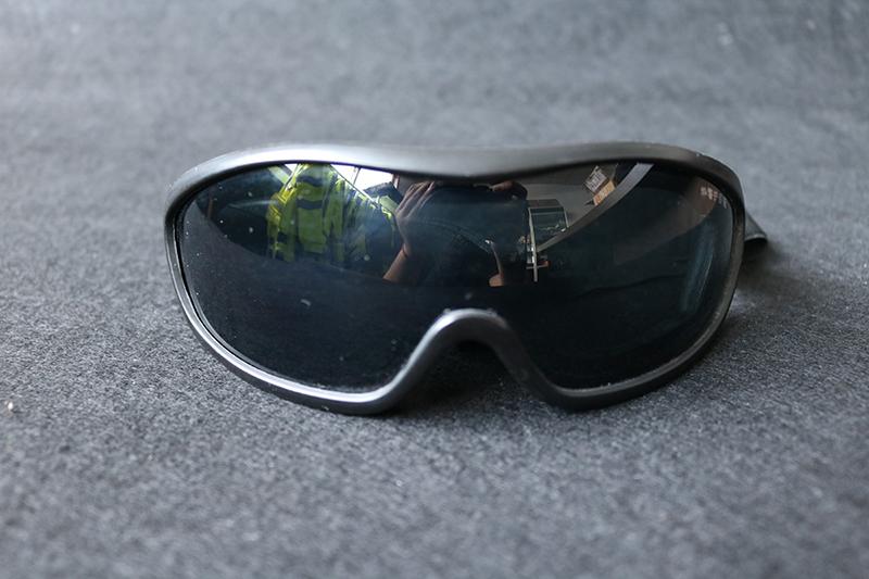 战术护目镜