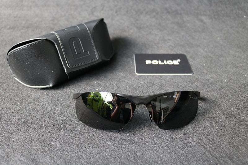 警察偏光太阳镜