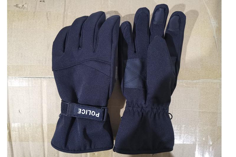 警用保暖手套