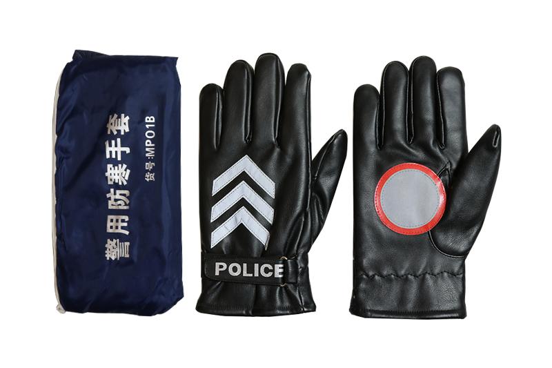 交警指挥棉手套