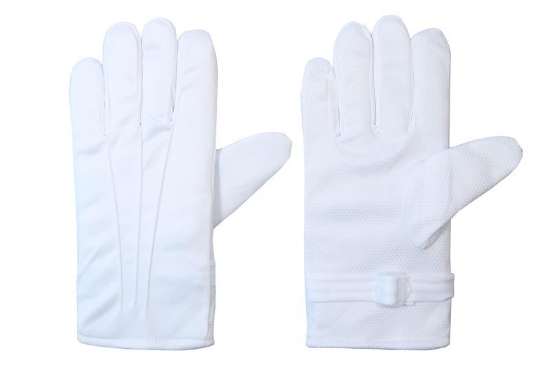警用白棉手套